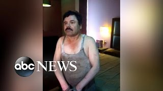 Download El Chapo Captured AGAIN In Mexico | FULL STORY Video