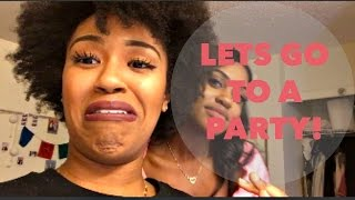Download LETS GO TO A PARTY!| [COLLEGE VLOG #15] Video