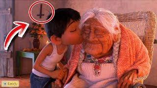 Download 10 Increíbles Mensajes Subliminales en COCO   Disney/Pixar Video
