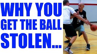Download WHY You Get The Ball STOLEN From Pressure Defense And How To BEAT It! Video