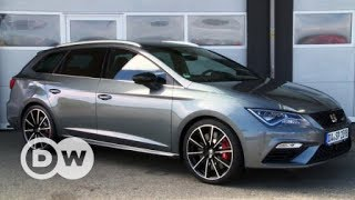 Download Stärker: Seat Leon Cupra ST | DW Deutsch Video