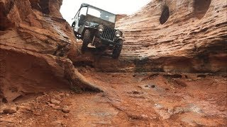 Download Grandpa's Jeep and Friends @ Sand Hollow Video