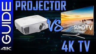 Download Should You Buy a Projector? - TV vs Projector Video