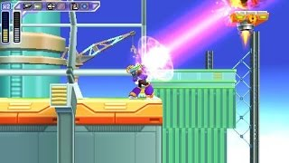 Download Maverick Hunter X (Vile All Items Collected - Hard Mode) Video