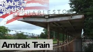 Download Getting An Amtrak Train in Charleston SC Video