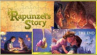 Download Disney Princess Rapunzel Story Jigsaw Puzzles Video