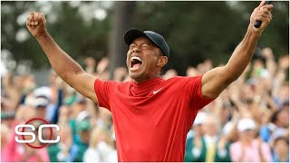 Download Tiger Woods wins The 2019 Masters   SportsCenter Video