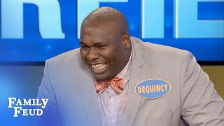 Download HYSTERICAL CLIP! Steve Harvey KILLS on the Feud! | Family Feud Video