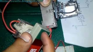 Download How To Hold Electrical Relay Switch With ON & OFF Push Button Video