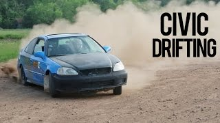 Download FWD DRIFTING @ Rally Ready Video