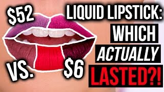 Download TESTING 5 LIQUID LIPSTICKS in 5 DAYS?!    What Worked & What DIDN'T #5in5 Video