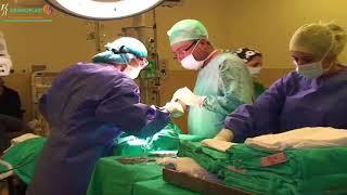 Download Çift çene revizyon ameliyatı - Kranioplast - Dr.Muzaffer Çelik Video
