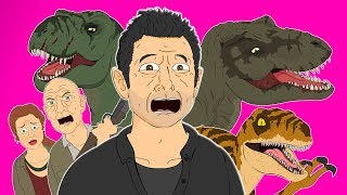 Download ♪ JURASSIC PARK 2 THE LOST WORLD THE MUSICAL - Animated Parody Song Video