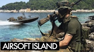 Download Island Airsoft Sniper Gameplay - Part 1 Video