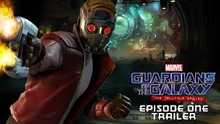 Download Marvel's Guardians of the Galaxy: The Telltale Series - Episode One Trailer Video