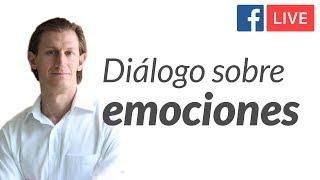 Download Diálogo sobre emociones y cómo vivir más en paz - Ricardo Perret - Facebook Live Video