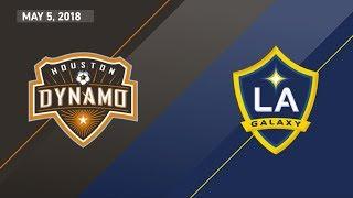 Download HIGHLIGHTS: Houston Dynamo vs. LA Galaxy | May 5, 2018 Video
