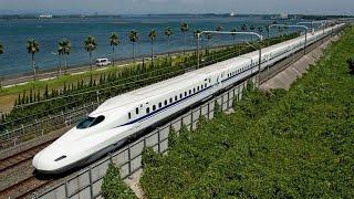 Download Trem-Bala mais veloz do Mundo 603 Km/h Video