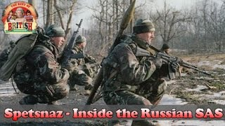 Download Spetsnaz: Inside The Russian SAS - Killing For The Kremlin Video