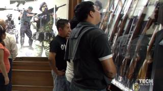 Download Mexico's only gun store Video