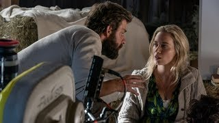 Download Behind The Scenes on A QUIET PLACE - Movie B-Roll, Bloopers & Clips Video