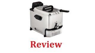 Download T-fal FR8000 Ultimate EZ Clean Deep Fryer Review Video