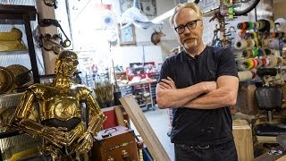 Download Tour of Adam Savage's Cave! Video
