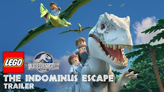 Download Trailer: LEGO® Jurassic World: The Indominus Escape Video