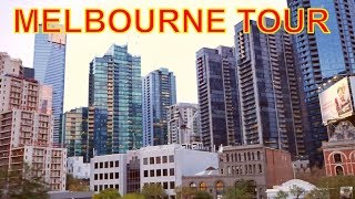 Download MELBOURNE CITY TOUR AUSTRALIA Video