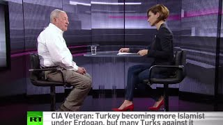 Download 'US doesn't understand what it's doing in Syria' – CIA Veteran Video
