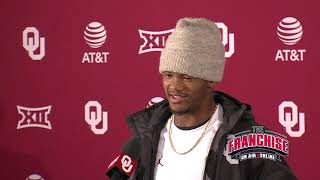 Download Sooners Weekly Press Conference: Kyler Murray Video