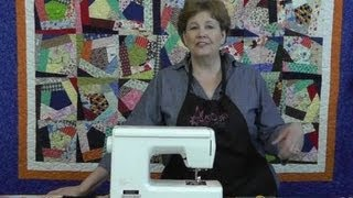 Download The Crazy Quilt - The Ultimate Stash Buster! Video