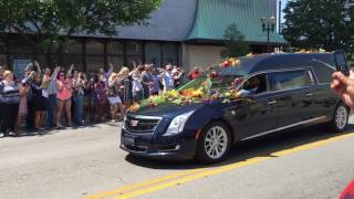 Download Muhammad Ali Funeral Procession Video