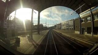 Download Cab ride Zürich - Bienne - Lausanne - Geneva part 1 Video