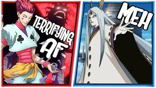 Download Why Weaker Villains Scare the CRAP Out of Me (feat. Hero Academia & Hunter X Hunter) Video