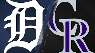 Download Verlander allows only 3 hits, hits first RBI: 8/30/17 Video