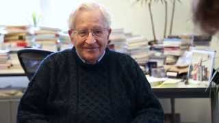 Download Noam Chomsky - On Activism, Climate Change, & His Message to the Future (2014) Video
