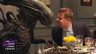 Download James's New Girlfriend Is the 'Alien' Xenomorph w/ Billy Crudup & Kristen Schaal Video