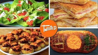 Download 11 Mouth-Watering Appetizers For Your Next Party | Appetizer Ideas | Twisted Video