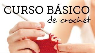 Download CLASE 1: Nudo Deslizado y Cadenas (SLIPKNOT AND CHAINS) - Curso Básico de Crochet para Principiantes Video