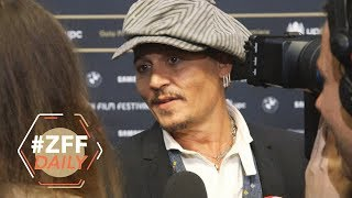 Download Johnny Depp am Zurich Film Festival | ZFF Daily 2018 Video