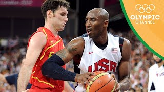 Download Basketball - USA vs Spain - Men's Gold Final | London 2012 Olympic Games Video