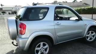 Download 4x4 TOYOTA RAV4 3 Ptes 2.0 150 ch VX 3P Rav 4 VVTi zero-stress-auto zsa Video