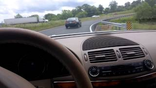 Download Quick spin in a 2003 Mercedes Benz E500 Video