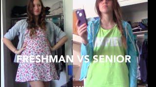 Download Freshman Year vs Senior Year Video