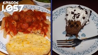 Download HAVING PASTA AND MEATBALLS! - November 06,2016 (Day 1,057) Video