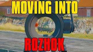 Download Moving into Rozhok | PUBG Video