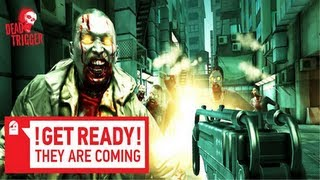 Download Dead Trigger First Look Review Android with Tegra 3 (iOS Update Preview) Video