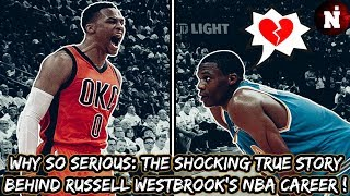 Download Why So Serious: The Shocking True Story Behind Russell Westbrook's NBA Career ! Video