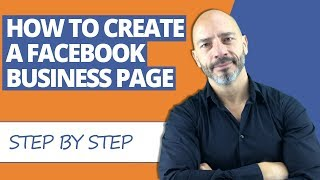 Download How to create a Facebook business page - step by step instructions Video